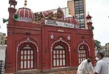 Photo of Mubarak Begum mosque to be restored in Delhi