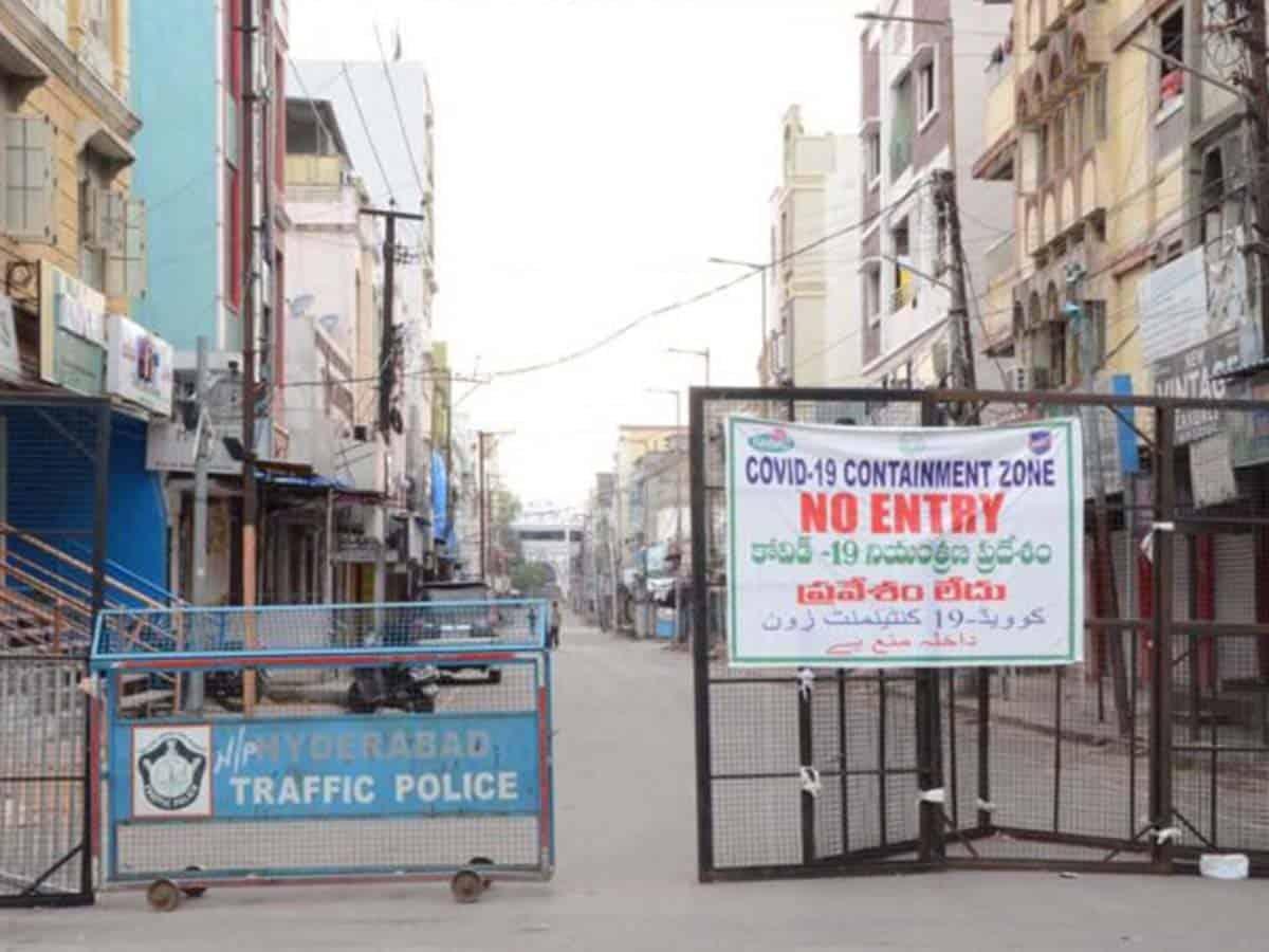 Daily Covid count in Telangana falls below 1K-mark