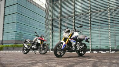 Photo of BS6 BMW G310R, G310GS bookings open