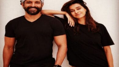 Photo of 'You'll always have my shoulder to lean on': Farhan Akhtar wishes girlfriend