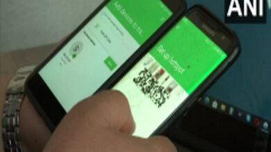 Photo of Kashmiri youth develops mobile file sharing app