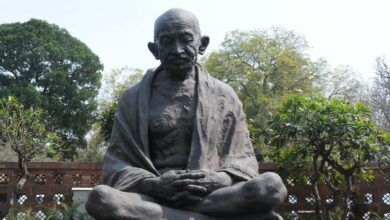 Photo of On Gandhi Jayanthi #Godse Zindabad trends on Twitter