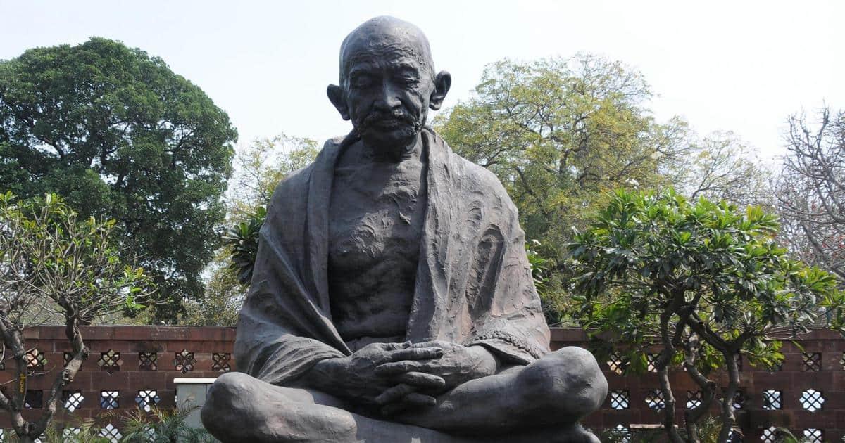 Mahatma Gandhi statue unveiled at CDA Secunderabad