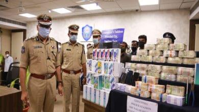 Photo of Hyderabad: Major burglary mystery solved, 5 arrested