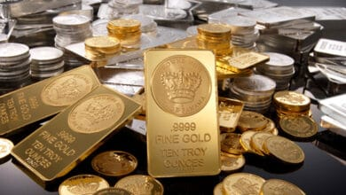 Photo of Gold rises by Rs 238, silver jumps Rs 960