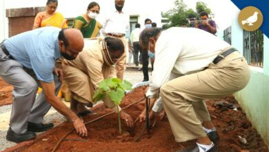 Photo of Herbal Garden Facility Inaugurated at UoH