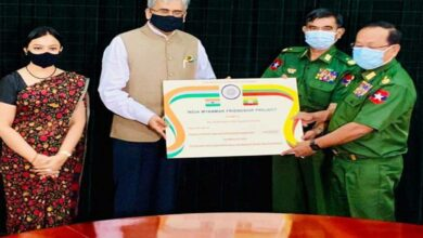 Photo of India gives USD 5 million to Myanmar for India-Myanmar Border Development