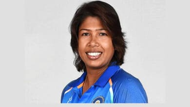 Photo of Eyes are on 2022 WC but will take it series by series: Jhulan Goswami