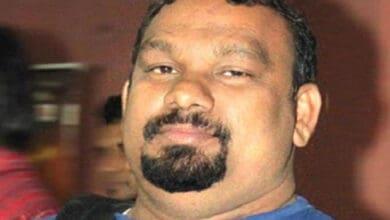 Photo of Film critic Kathi Mahesh arrested by city police