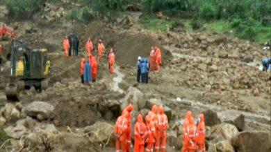 Photo of Kerala: Idukki landslide death toll rises to 61