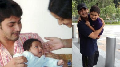Photo of Mahesh Babu, Namrata Shirodkar pens heartfelt Birthday note for son Gautam
