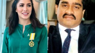 Photo of Did Dawood Ibrahim fund movies of Pak actress Mehwish Hayat?