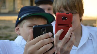 Photo of COVID times: Mobile addiction leading to behavioural changes in kids