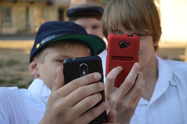 mobile children