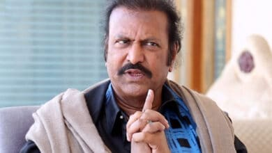 Photo of Police arrest accused in actor Mohan Babu's threatening case