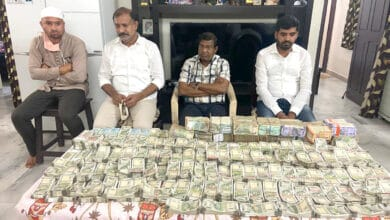 Photo of Hyderabad: Tahsildar caught  red-handed with 1 Crore bribe amount