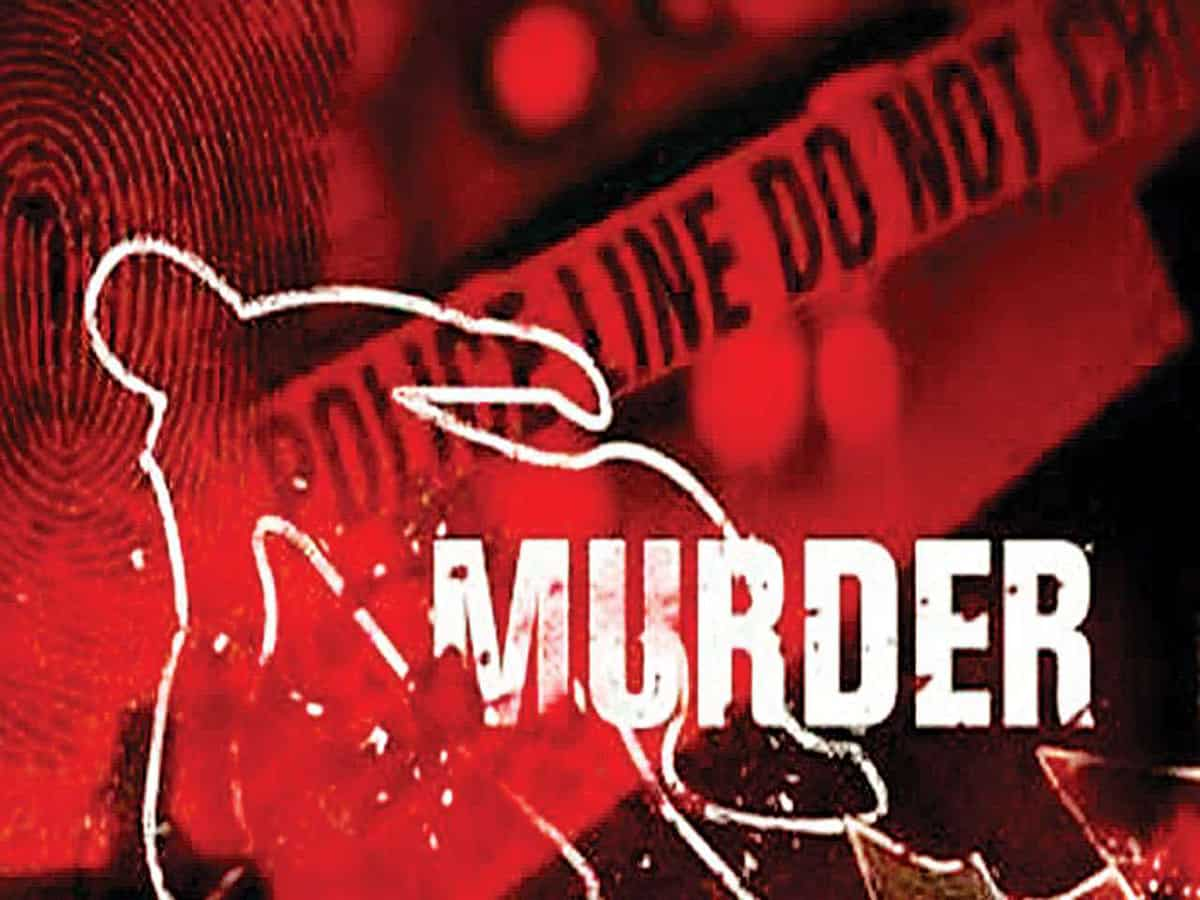 Unidentified man murdered to death in city outskirts