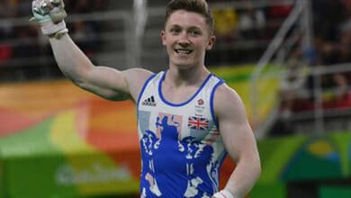 Photo of British gymnasts still treated like pieces of meat: Nile Wilson
