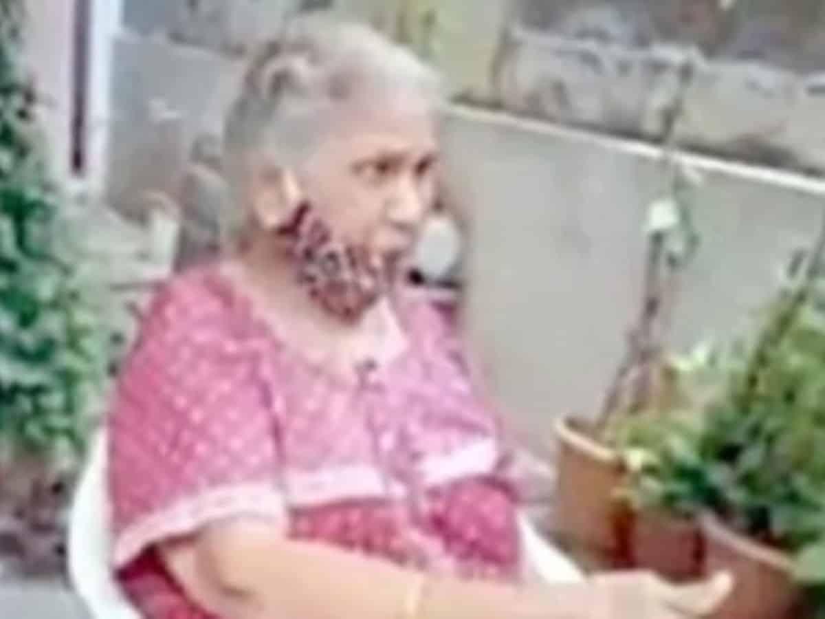 paralyzed woman