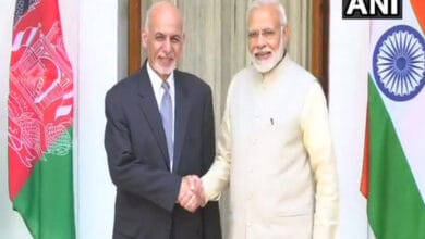 Photo of PM Modi extends Independence Day greetings to Afghan President