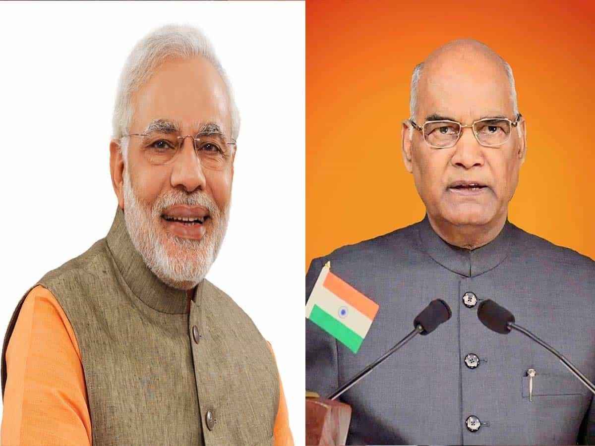 PM, President extend warm greetings on Raksha Bandhan
