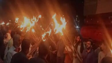 Photo of Protests erupt in PoK against construction of dams by China and Pakistan
