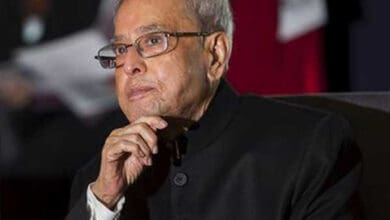 Photo of Pranab Mukherjee develops lung infection: Army Hospital