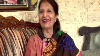 Photo of PM Modi's Pakistani sister Qamar Mohsin Shaikh sends him 'rakhi'