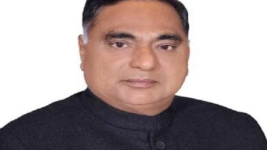 Leader of Opposition in Delhi Assembly Ramvir Singh Bidhuri