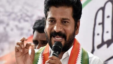 Photo of KCR is getting commissions from AP projects: Revanth Reddy
