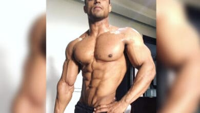 Photo of Rohit Rajput: Bodybuilder with the best genetics in India