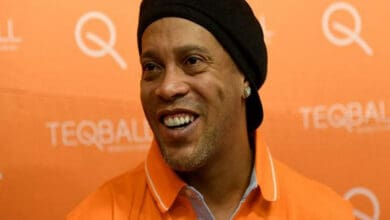 Photo of Ronaldinho free after spending five months in detention