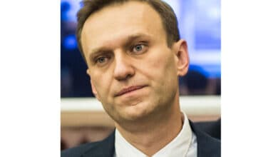 Photo of Russian opposition politician Navalny poisoned, hospitalised