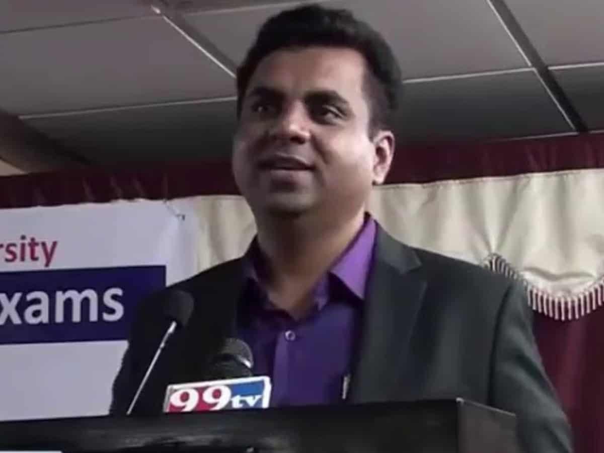 IAS Coach Sameer Ahmed Siddiqui