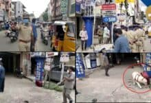 Photo of Hyderabad: Unidentified bag creates bomb scare at Shalibanda