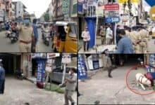 Photo of Hyderabad: Unidentified bag creates bomb scare at Shalibanda
