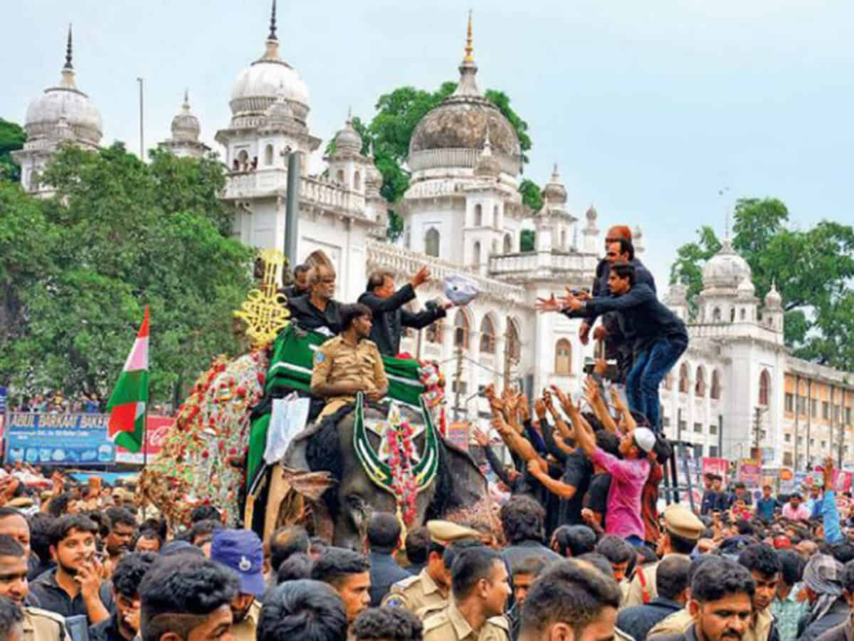 Hyderabad may give traditional Muharram procession a miss