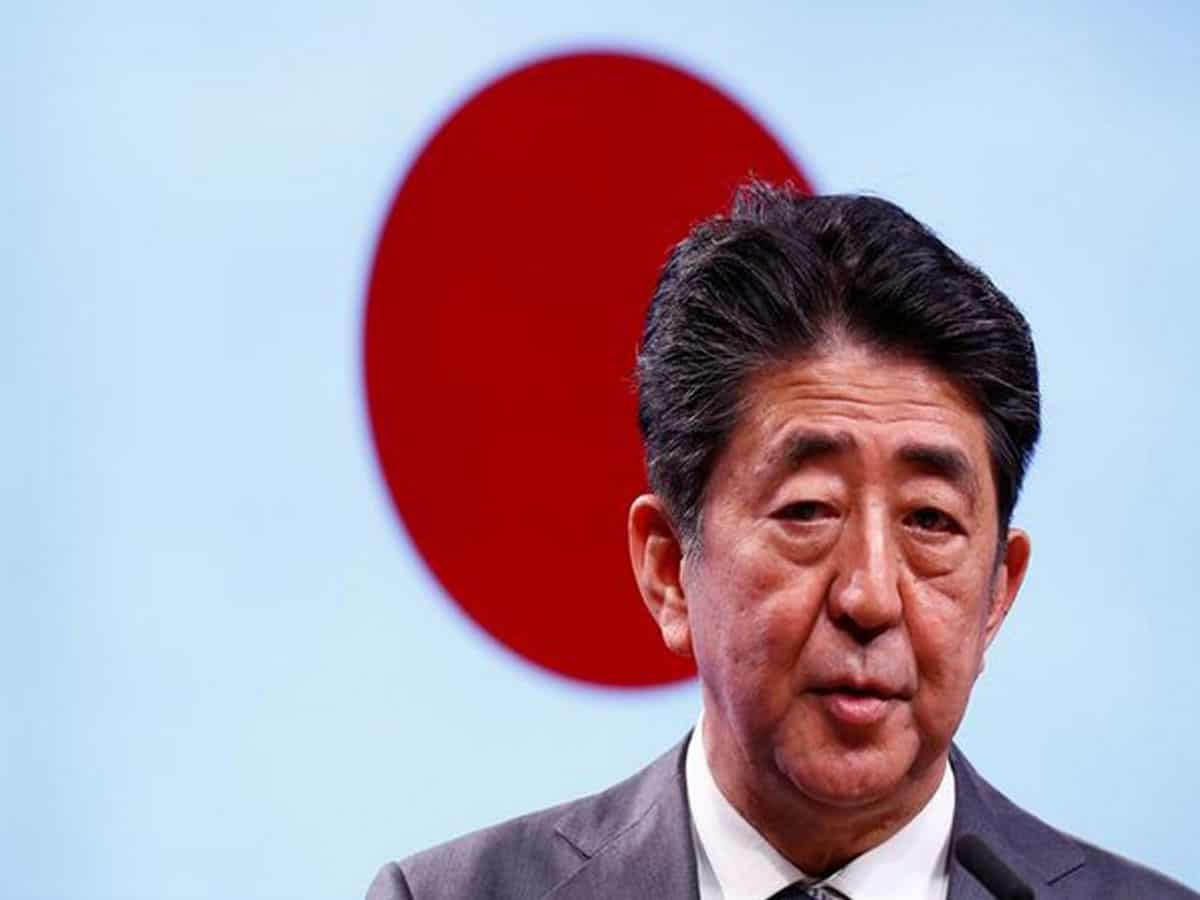 Reports: Abe expresses intent to step down due to health