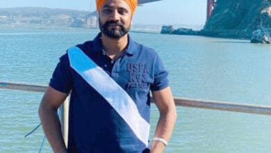 Photo of Sikh man dies in US while trying to save three kids from drowning