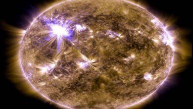 Photo of NASA Sun data helps new model predict big solar flares