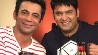 Photo of Kapil Sharma has 'lots of love' for B'day boy Sunil Grover