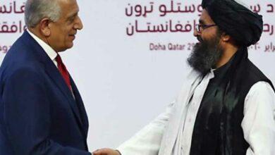 Photo of Pompeo, Taliban deputy leader discuss intra-Afghan talks