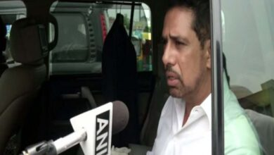 Photo of Sexual assault of 12-year-old girl in Delhi is shame for country: Robert Vadra