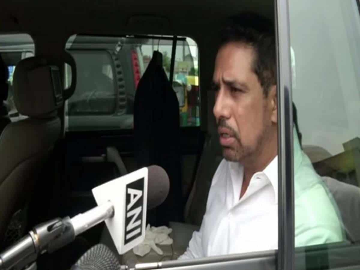 Sexual assault of 12-year-old girl in Delhi is shame for country: Robert Vadra