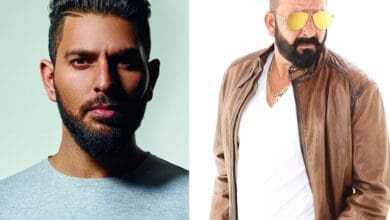 Photo of Yuvraj to Sanjay Dutt: You are, have and always will be a fighter