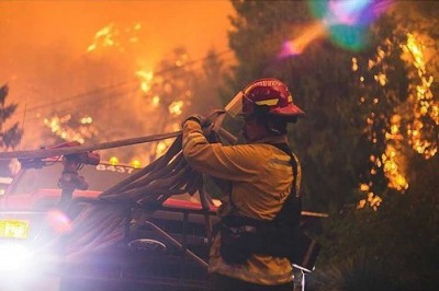 10 people killed in US Oregon wildfires