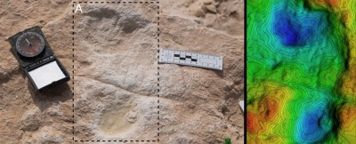 120,000-year-old human footprints found in Saudi Arabia