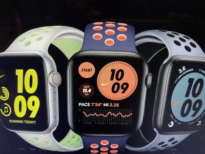 Apple unveils Watch Series 6, cheaper Watch SE, iPad Air (Ld)