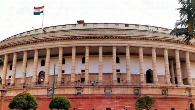 Photo of Rajya Sabha adjourned after ruckus by opposition
