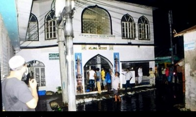17 killed as air conditioners explode in Bangladesh mosque (2nd Ld)